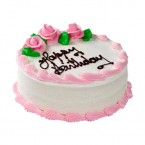 send OrderStrawberry cake Half Kg Any Occasion  Delivery