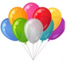 send Big Pack Air Filled Balloons delivery