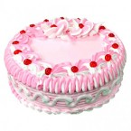 send Strawberry Cake 1Kg Any Occasion delivery