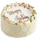send 2Kg Eggless Butter Scotch Cake delivery