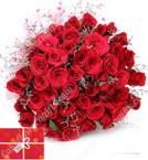 send 40 Roses Bouquet delivery