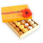send Gift box of 250 gms Assorted Sweets  delivery