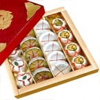send Gift box of 500 gms Assorted Sweets  delivery
