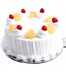 send Eggless Pineapple Cake Half Kg Any Occasion delivery