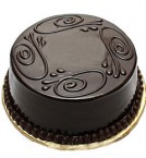 send OrderHalf Kg dark chocolate cake Delivery
