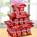send kit kat chocolate bouquet delivery