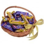 send Mix Mini Choco Hamper delivery