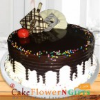 send 1kg eggless choco vanilla cake delivery