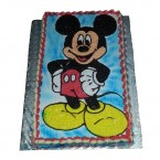 send Mickey Mouse Cake 3kg  delivery