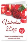 send valentine day greeting card delivery