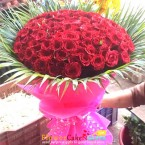 send honeys love 60 red roses bouquet delivery