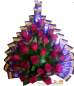 Flower Dairy Milk Chocolates Bouquet