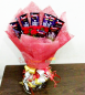 Roses and dairy milk Chocolates Bouquet