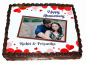 1 Kg Chocolate Designer Photo Cake