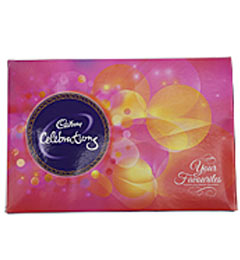 Cadbury Celebration Box