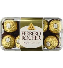 Ferrero Rocher Chocolates Box of 16Pcs