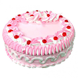 Strawberry Cake 1Kg Any Occasion