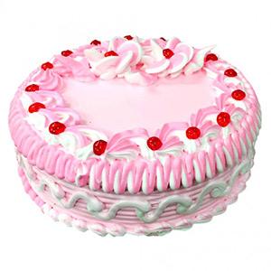 2Kg Strawberry Cake