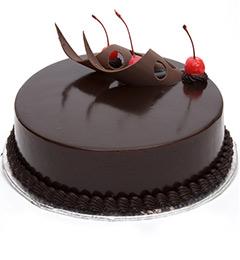 2kg Eggless Chocolate Cake