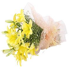 4 Lilies Bouquets