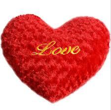 Big Heart Shape Love Cushion