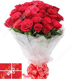 35 Roses Bouquet