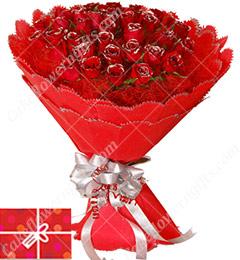 30 Roses Bouquet