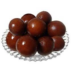 Gifts of 1Kg Gulabjamun Sweets Box