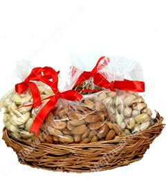 gift box of 1Kg Mixed dry fruits