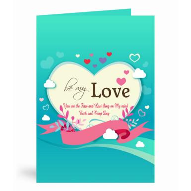 Small Love Card