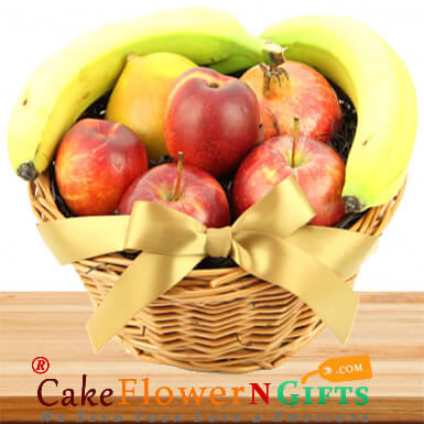 2kg fresh fruit basket