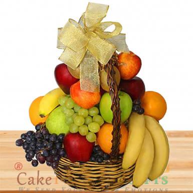 9 kg seasonal mixed fruit basket