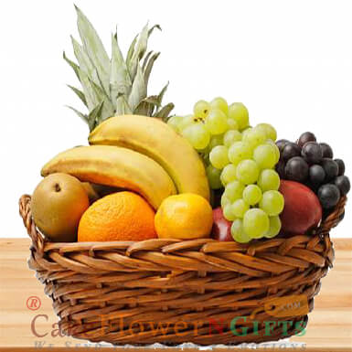 7 kg seasonal mixed fruit basket