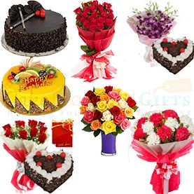 Cake And Flower Delivery Online Jamshedpur