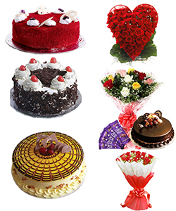 Low order Flower and Cake home delivery services to